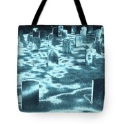 Field Of Lost Spirits Tote Bag