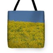Field Of Mustard Tote Bag