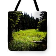Field Of Possibilities Tote Bag