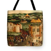 Field Of The Cloth Of Gold Tote Bag