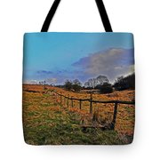 Field Of The Cotswold Tote Bag