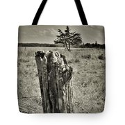 Field Off Slaughter Rd 2 Tote Bag