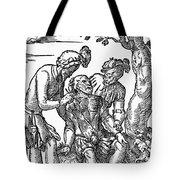 Field Surgeon, 1547 Tote Bag