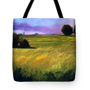 Field Textures Tote Bag