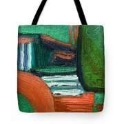 Fields Afar Tote Bag