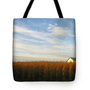 Fields Of Gold - Digital Painting Effect Tote Bag