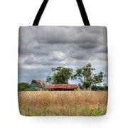 Fields Of Golden Grain Tote Bag