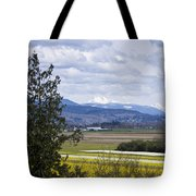 Fields Of Spring Tote Bag