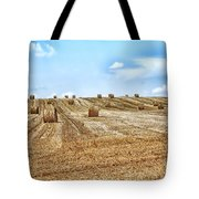 Fields Of Summer Tote Bag
