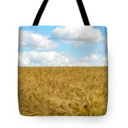 Fields Of Wheat Tote Bag