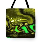 Fiery Love Tote Bag
