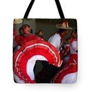 Fiesta De Los Mariachis Tote Bag