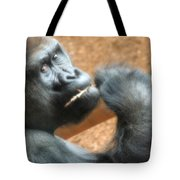 Fiesta Gorilla Tote Bag