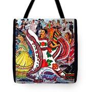 Fiesta Parade Tote Bag