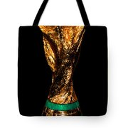 Fifa World Cup Trophy Tote Bag