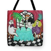 Fifi's Night Out Tote Bag