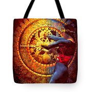Fifteen Minutes  Tote Bag by Bob Orsillo