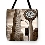 Fifth Avenue Building Tote Bag