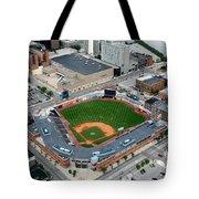 Fifth Third Field Toledo Ohio Tote Bag