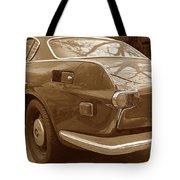 Fifties Volvo I I Tote Bag