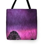 Fifty Feet Up Tote Bag