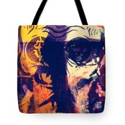Fight The Demons  Tote Bag