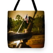 Fighting For Freedom Tote Bag