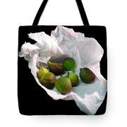 Figs In A Napkin Tote Bag