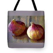 Figs Still Life Pop Art Tote Bag