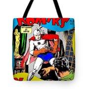 Filipino Action Comics Tote Bag