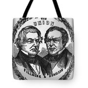 Fillmore Campaign, 1856 Tote Bag