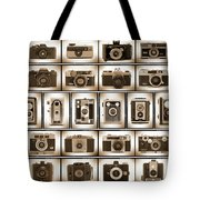 Film Camera Proofs Tote Bag