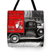 Film Homage Assassin Of Youth 1937 John Vachon Omaha Nebraska 1937-2010  Tote Bag