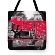 Film Homage Funeral In Berlin 1966 Orpheum Winter Carnival Parade Collage St. Paul Mn 1967-2008  Tote Bag