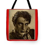Film Homage Gary Cooper 1929-2009  Collage Color Added Tote Bag