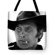 Film Homage Jack Palance Monte Walsh Set Old Tucson Arizona 1969 Tote Bag