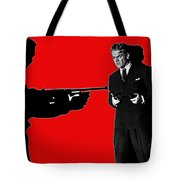 Film Homage James Cagney Angels With Dirty Faces 1939-2014 Tote Bag