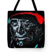 Film Homage  Kirk Douglas  Lust For Life  1956  Old Tucson Arizona 1971-2010 Tote Bag