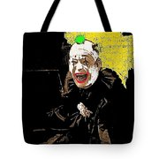 Film Homage Lon Chaney He Who Gets Slapped 1924 Color Added 2008 Tote Bag