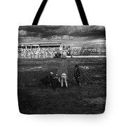 Film Homage Nicholas Ray The Lusty Men 1952 Rko Tucson Rodeo 1983-2008 Tote Bag
