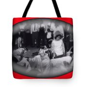 Film Homage Robert Duvall The Apostle 1997 Holy Rollers Tucson Arizona 1970-2008 Tote Bag