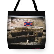 Film Homage Rock Hudson The Undefeated 1969 Apache Owned Pickup Tucson Az  Collage 1985-2012  Tote Bag