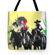 Film Homage The Gay Desperado 1936 Chris-pin Martin  Nino Martini Saguaro  Nat'l Monument Tucson Tote Bag