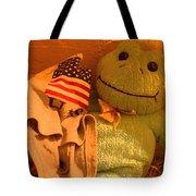 Film Homage The Muppet Movie 1979  Number 2 Froggie Smudge Stick Casa Grande Az 2004-2009 Tote Bag