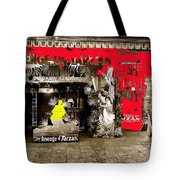 Film Homage The Revenge Of Tarzan Criterion Theater Washington Dc. 1920-2010 Tote Bag