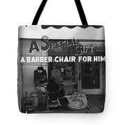 Film Noir Allan Fudge James Gandolfini The Man Who Wasn't There 2001 Gibson's Antiques Tucson Tote Bag