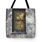 Film Noir  Bobby Driscoll The Window 1949 2 Front Window Eloy Arizona 2004 Tote Bag
