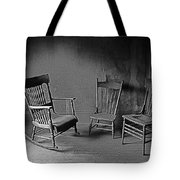 Film Noir Dick Powell Edward Dmytryk Cornered 1945 3 Antlers Hotel Victor Colorado 1971 Toned 2012 Tote Bag