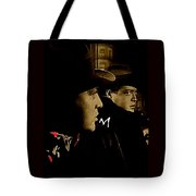 Film Noir Peter Lorre Fritz Lang M 1931 3 Publicity Still  Toned Color Added 2008 Tote Bag