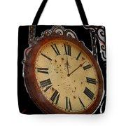 Film Noir Ray Milland Charles Laughton John Farrow The Big Clock 1948 Clock Casa Grande Arizona 2004 Tote Bag